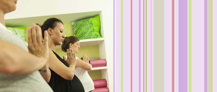 Yoga in gravidanza Milano